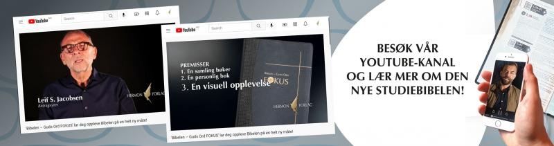 Bibelen – Guds Ord Fokus