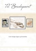 Dobbelt kort Til Brudeparet Gud velsigne