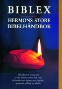 BIBLEX  helbind  Hermons store bibelhåndbok