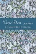 Carpe Diem - Fargeleggingsbok