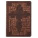 Notatbok - Names of Jesus - Brun
