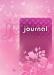 Journal med bibelvers - rosa