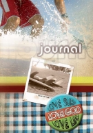 Journal med bibelvers - surfing