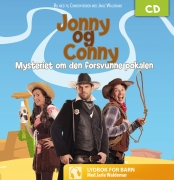 Jonny og Conny – Lydbok for barn