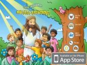 App – Min lille barnebibel - Jarle Waldemar v.2 (App Store)