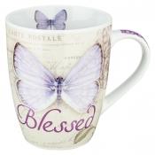 Krus Lilla sommerfugl Jer. 17:7