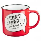 Krus Rødt Ordspr. 3:5