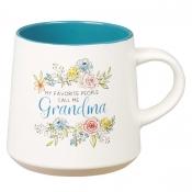 Krus My favourite people call me Grandma
