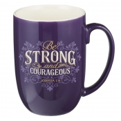 Krus Be Strong and Courageous