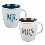 Krus - MR. & MRS. - 2 pakk.