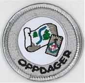 Royal Rangers - Oppdager Sølvmerke
