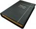 Bibelen – Guds Ord – storskrift – Sort kalveskinn med register (2017)