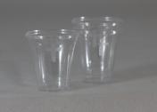 Nattverd kopp, i plast med kors-preg 500 stk