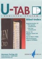 Bibel - Index