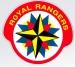 Royal Rangers Klistremerke - Stort