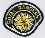 Royal Rangers - Merke til yttertøy