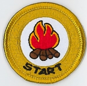 Royal Rangers - Start Gullmerke