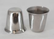 Nattverd kopp, sølv-farget, 40 stk