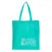 Handlenett - Be still - salme 46:10