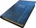 Bibelen – Guds Ord ultratynn blå kunstskinn med register