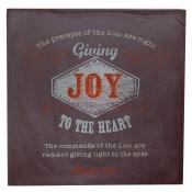 Trebilde Joy Salme 19:8
