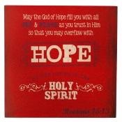 Trebilde Hope Romerene 15:13