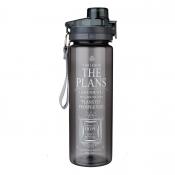 Vannflaske - Sort - Jer.29:11